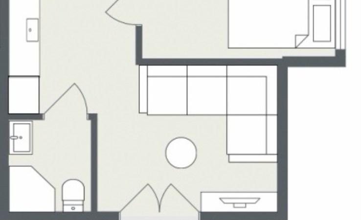 mieszkanie na sprzedaż - Szklarska Poręba, Żeromskiego